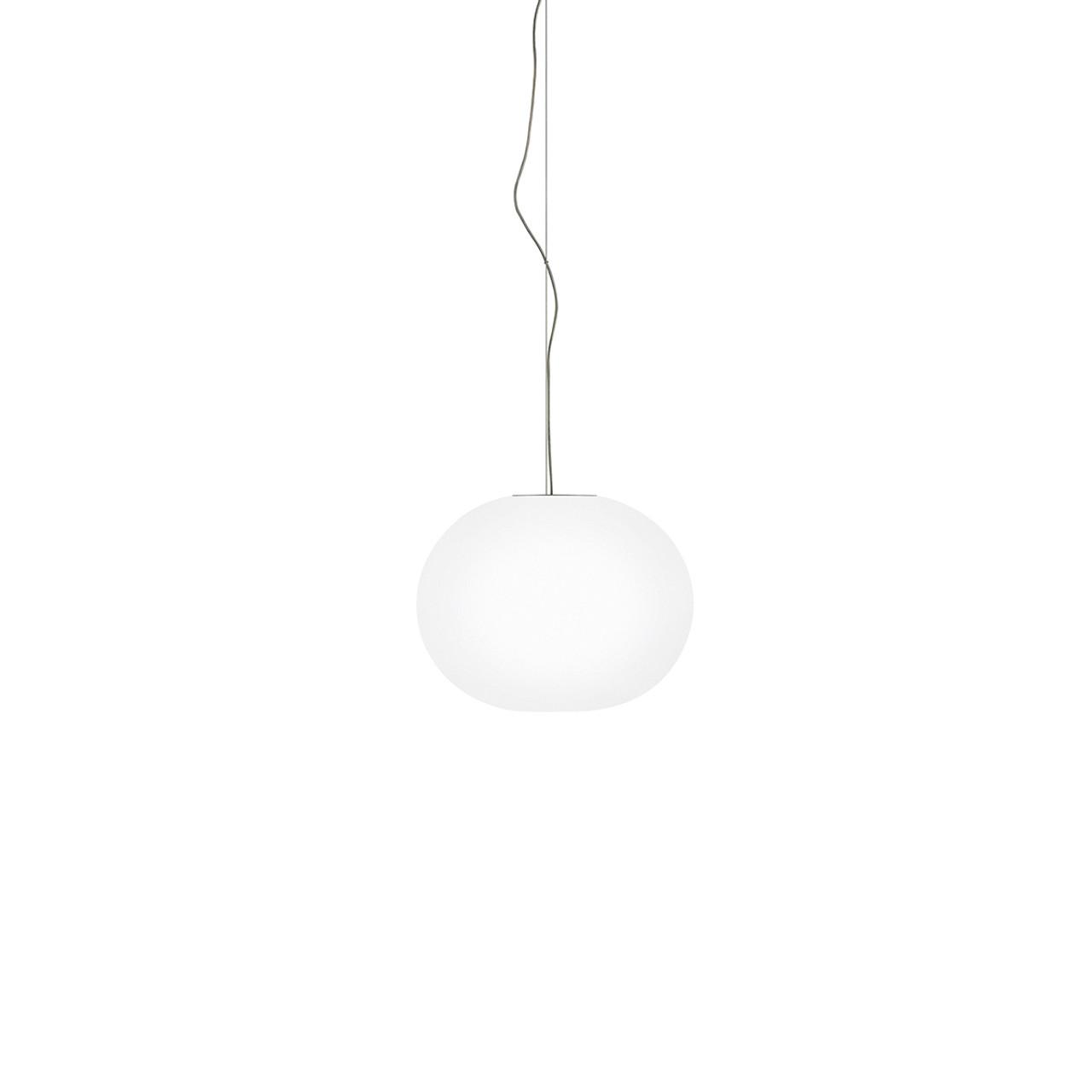 glo ball suspension lamp