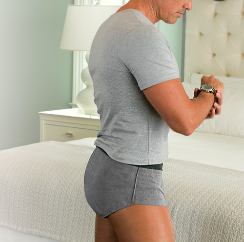 Depend Real-Fit Pull-Up Underwear for Men Maximum   Carewell