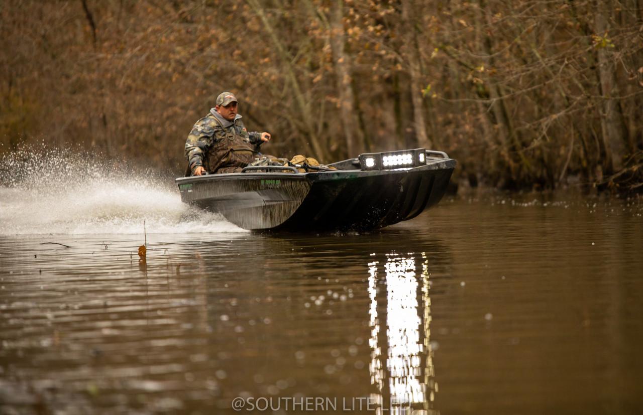 hight resolution of gen 3 ultimate led duck boat light