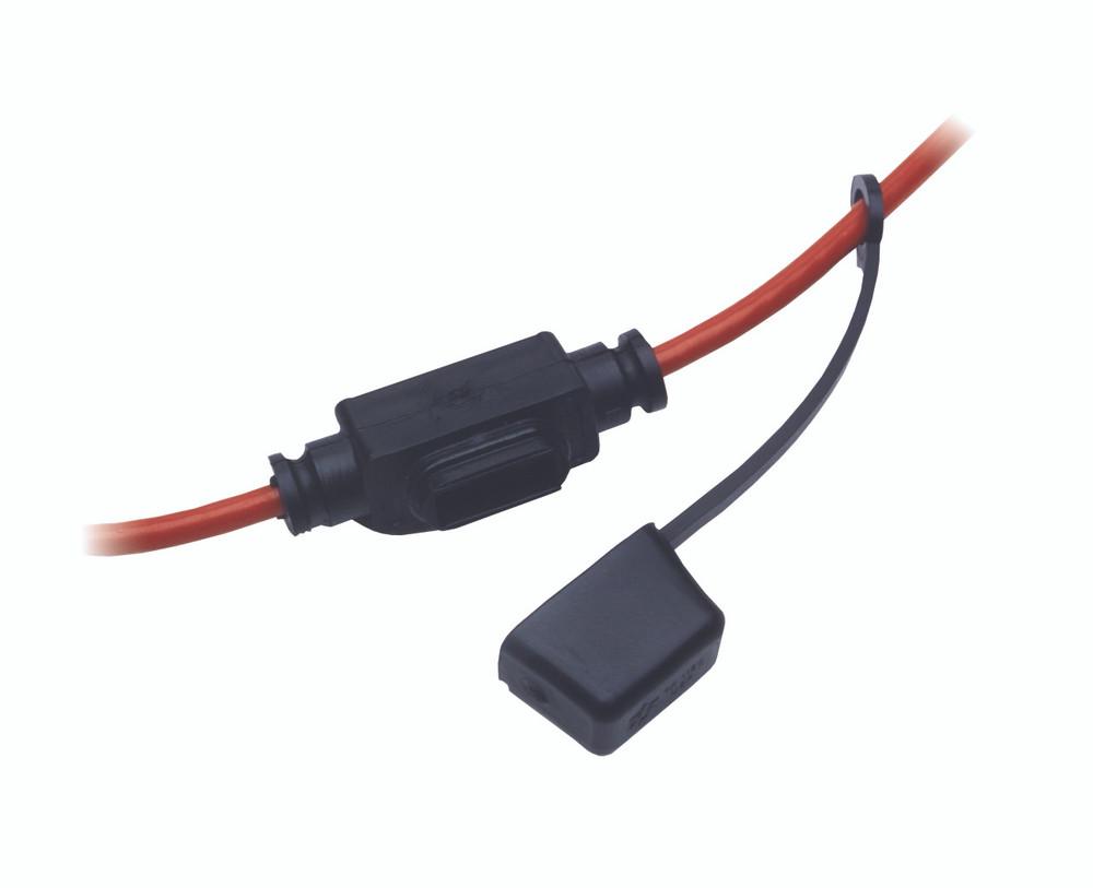 medium resolution of atc ato fuse holder side mount 12 awg lead