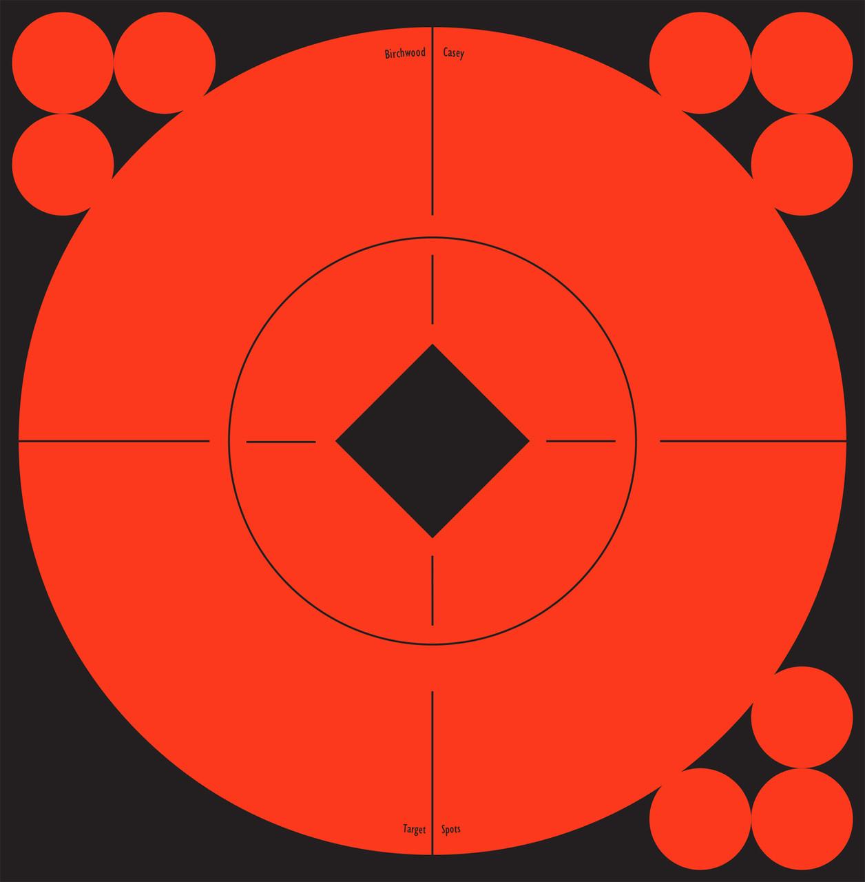 target spots 6 inch
