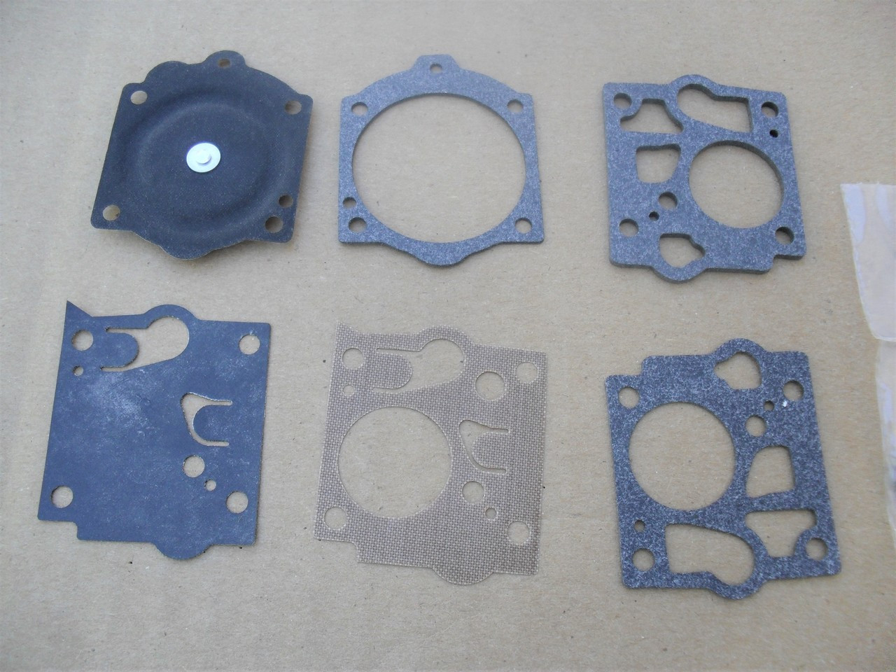 small resolution of carburetor rebuild kit for jacobsen sno burst snowblower k1 sdc k1sdc k10