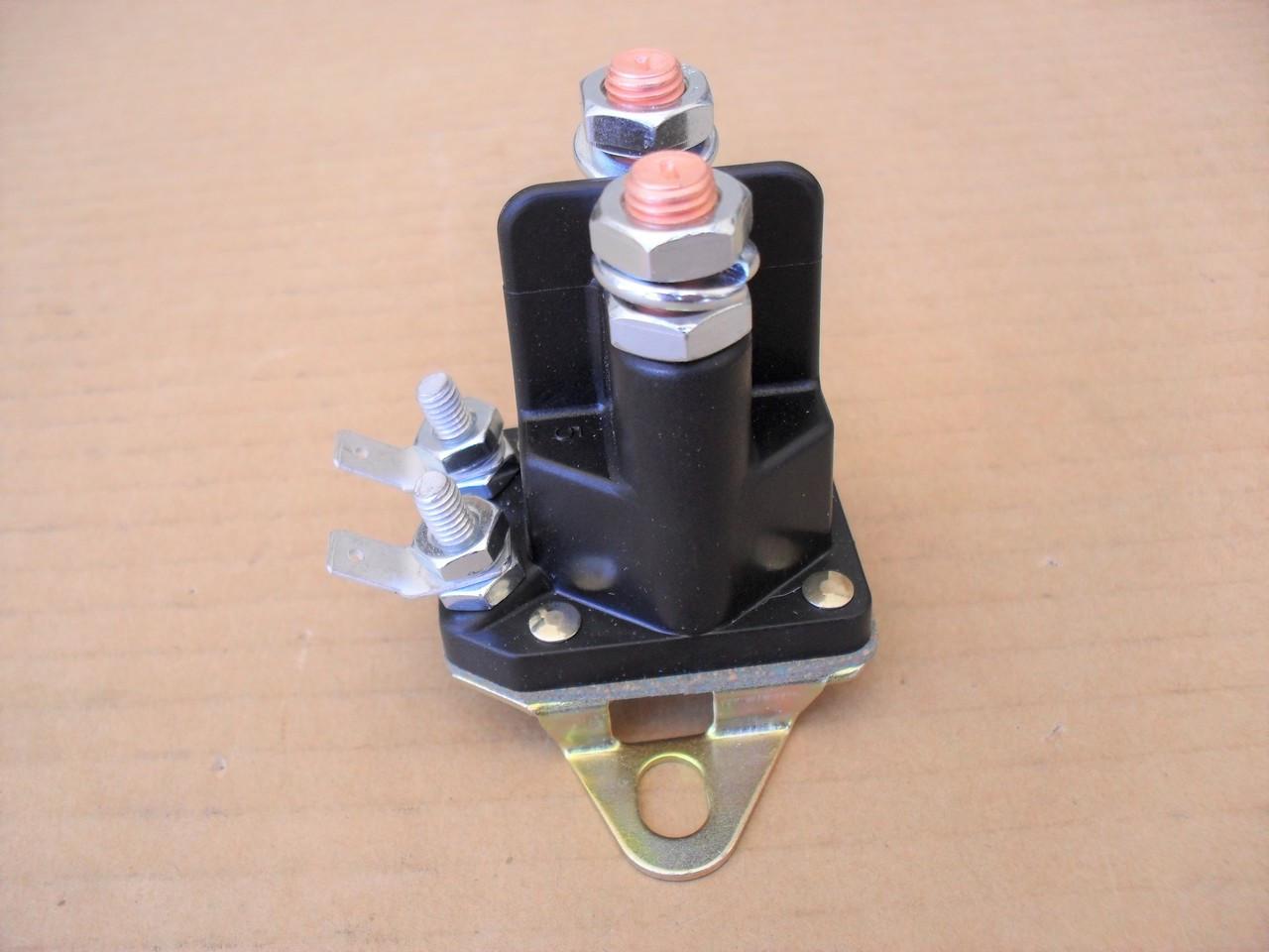 medium resolution of starter solenoid for john deere am130365 am132990 am133094 gy00185