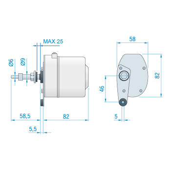 ongaro wiper motor wiring diagram 3 circle venn problems wipers roca systems w5 series seatech 12v rc521001