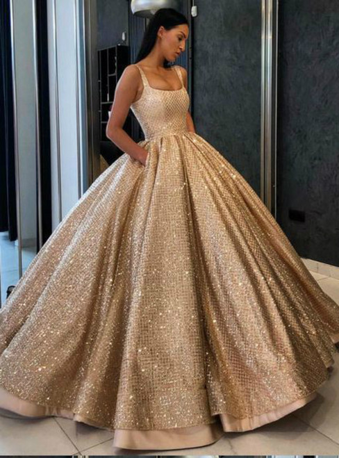 gold prom dresses buy