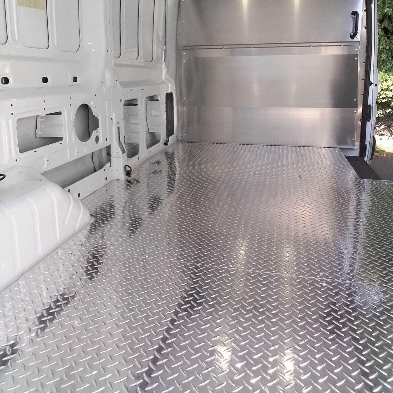 transit diamond plate aluminum