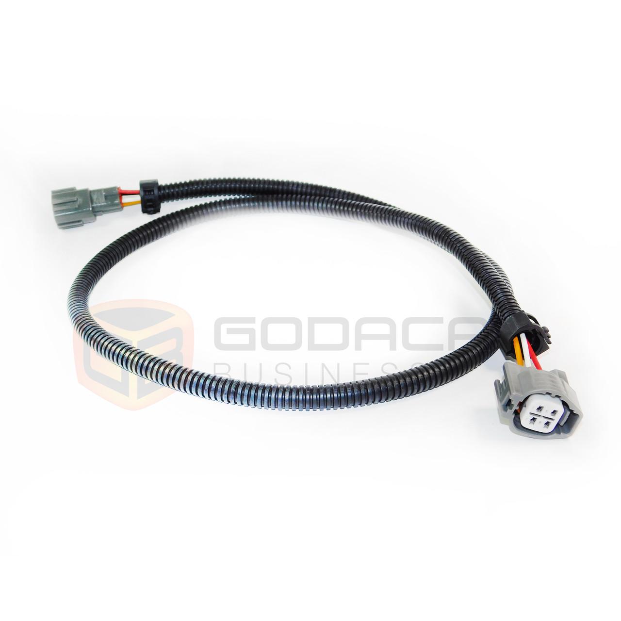 medium resolution of 1x wiring harness extension for toyota o2 oxygen sensor 36 godaca llc