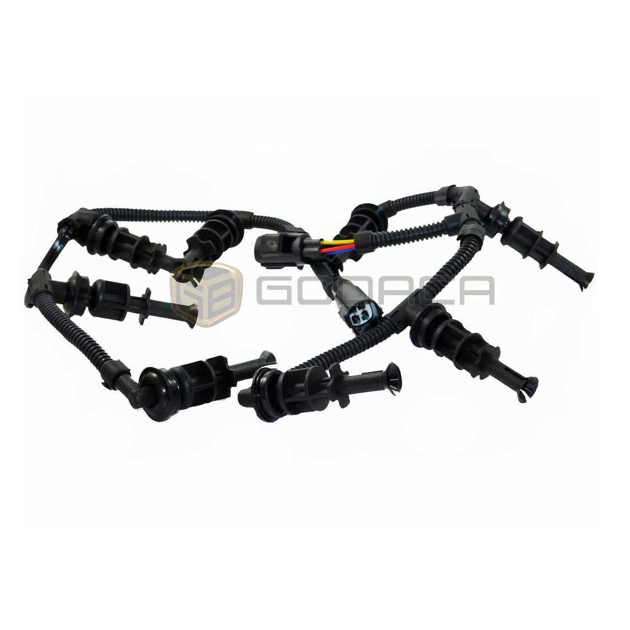 1x set wiring harness for 08 10 ford f350 6 4l powerstroke glow plug [ 1280 x 1280 Pixel ]