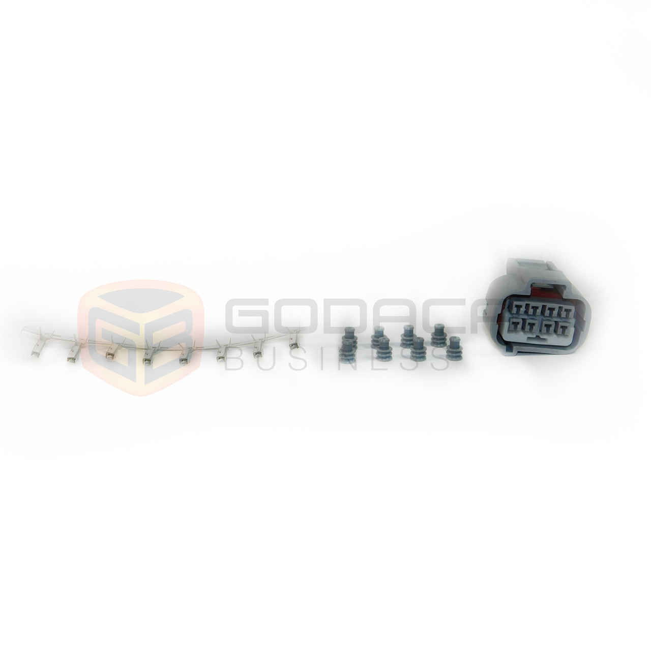 1x connector for toyota supra mk4 fusebox 90980 10897 w out wire godaca llc  [ 1280 x 1280 Pixel ]