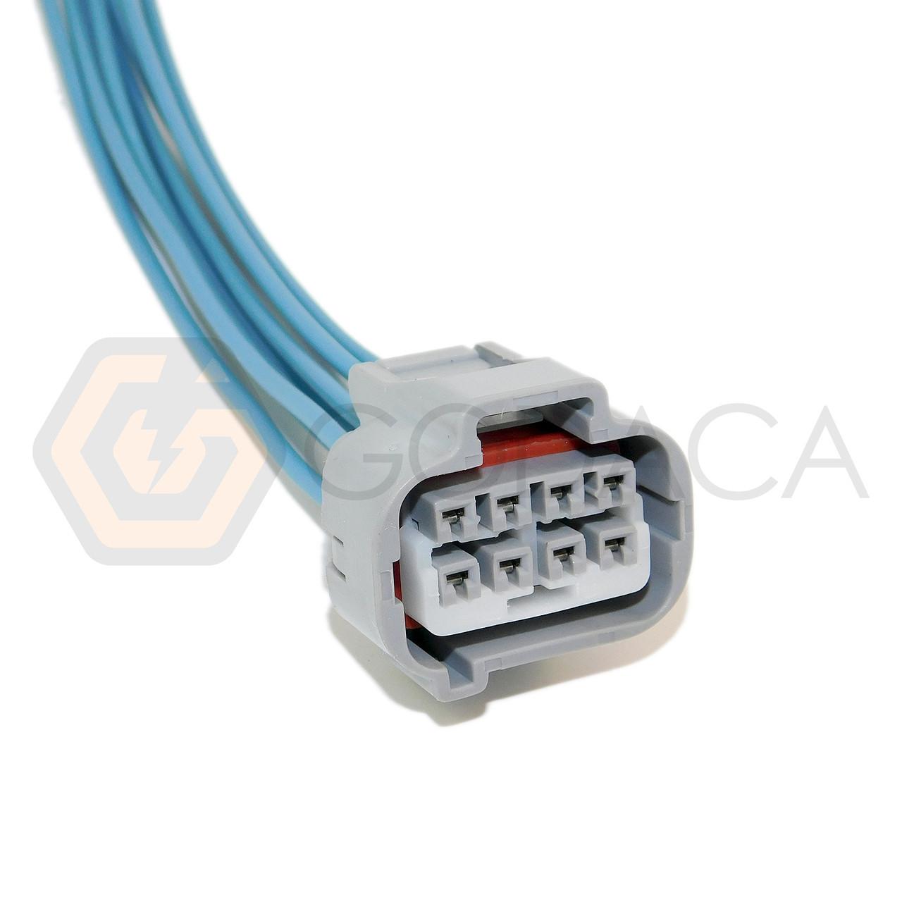medium resolution of 1x connector for toyota lexus supra mk4 fusebox 90980 10897