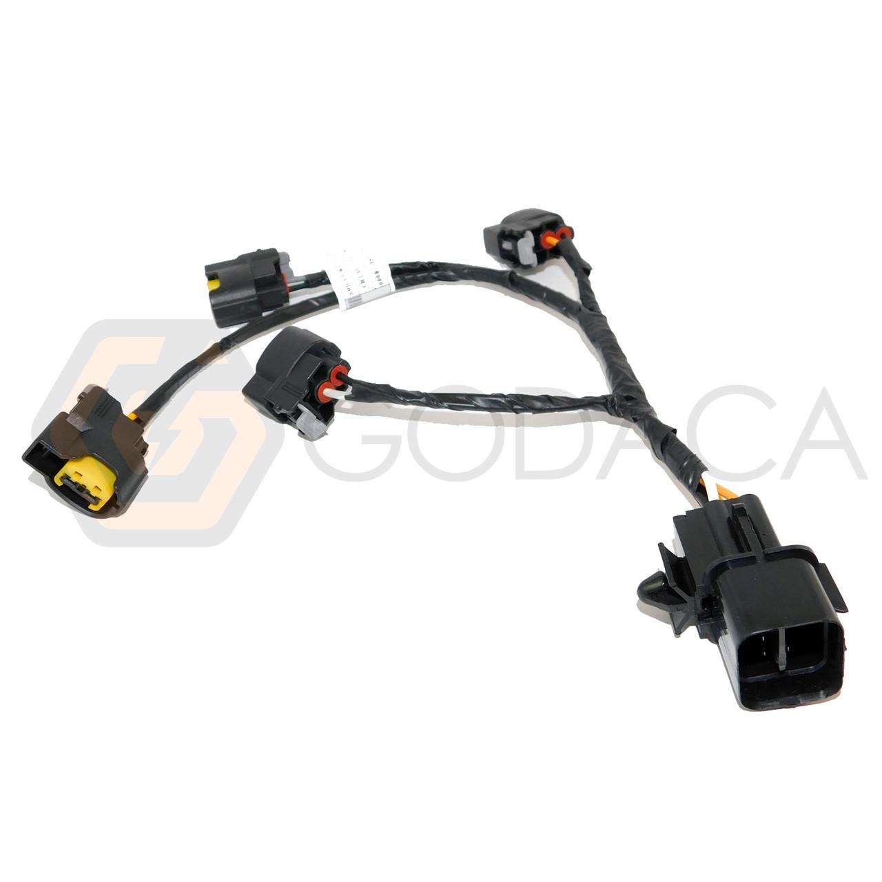 medium resolution of 1x wiring harness for hyundai kia ignition coil 27350 2b000 godaca llc
