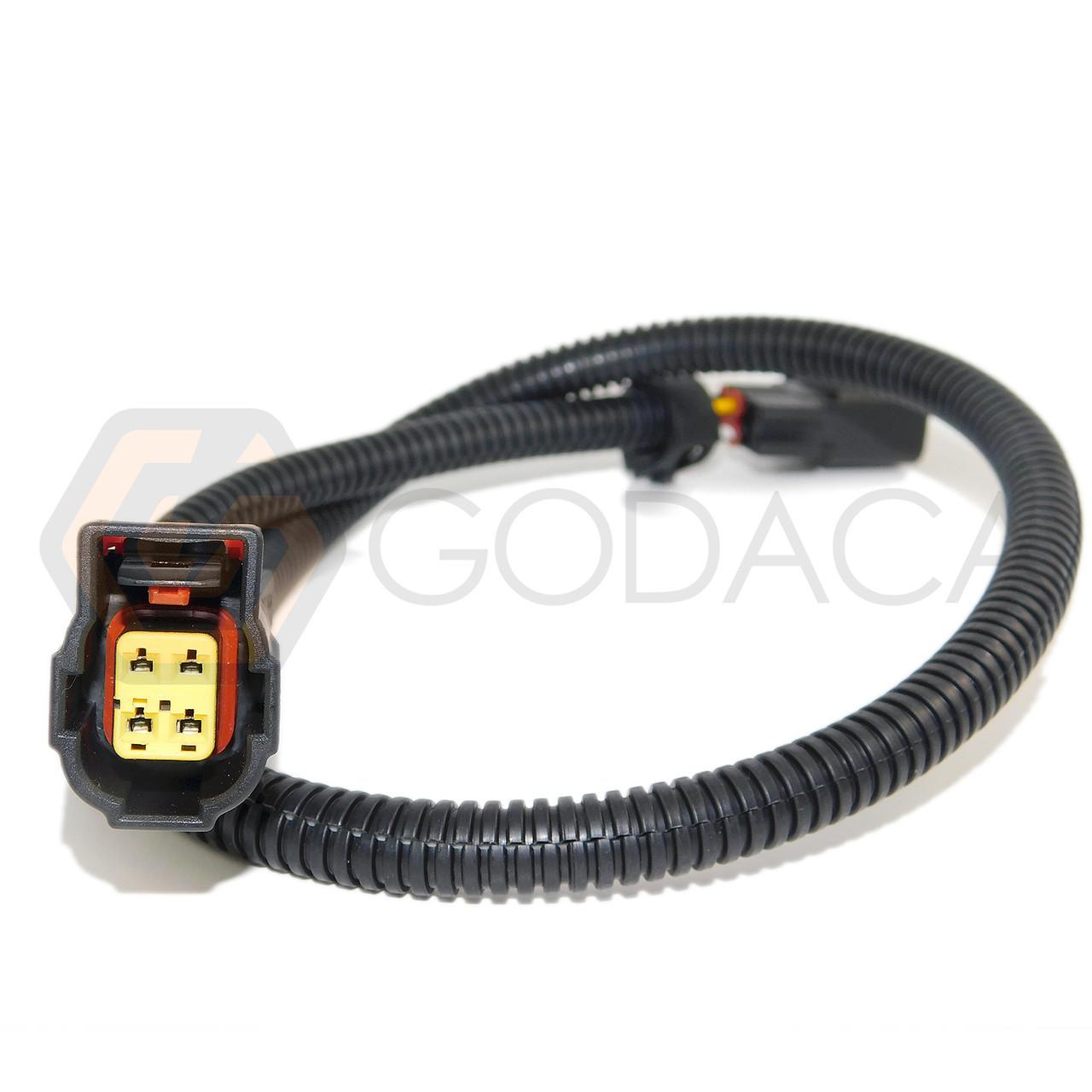 1x wiring harness for oxygen o2 sensor for dodge jeep chrysler 24 godaca llc  [ 1280 x 1280 Pixel ]