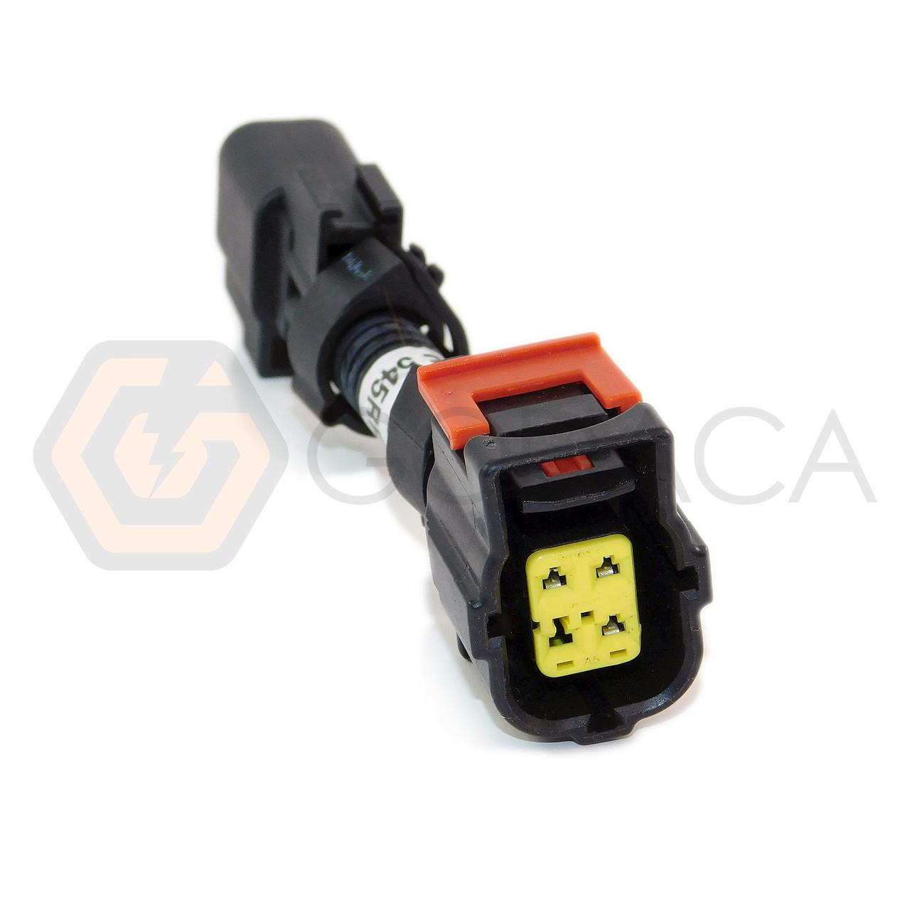 1x wiring harness for dodge chrysler transmission line pressure booster 45rfe godaca llc  [ 1280 x 1280 Pixel ]