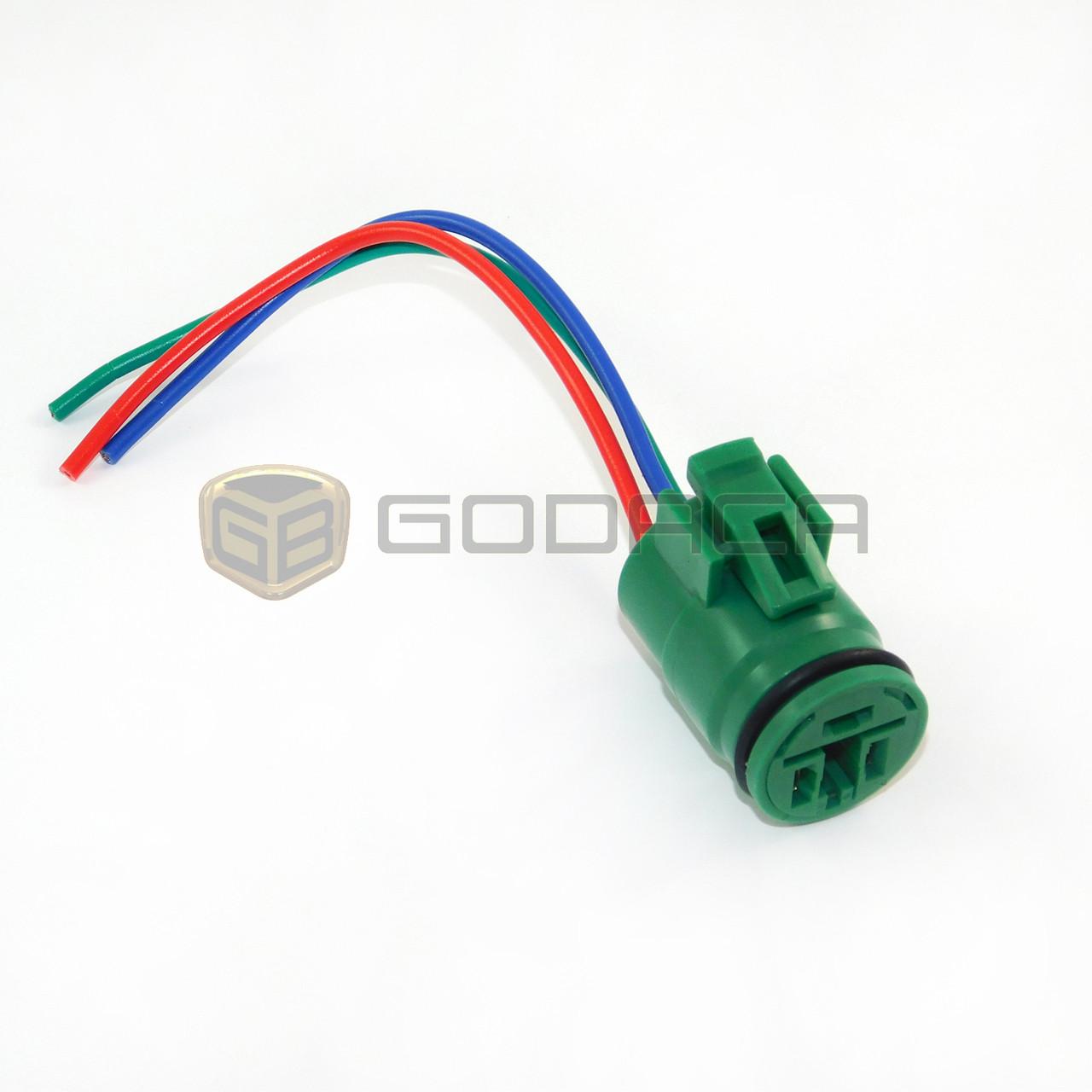 medium resolution of 1x connector 3 way 3 pin for toyota alternator 90980 10341 godaca llc