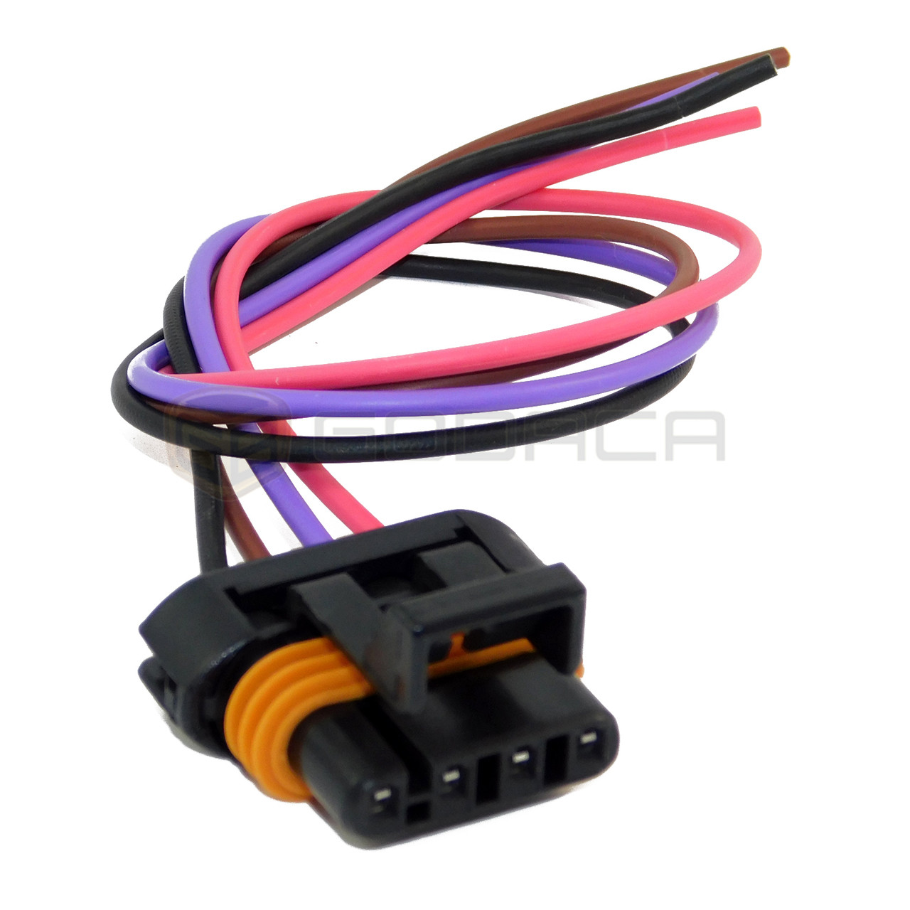 1 x ls1 ls6 ignition coil wiring harness pigtail connector gm camaro corvette godaca llc  [ 1280 x 1280 Pixel ]