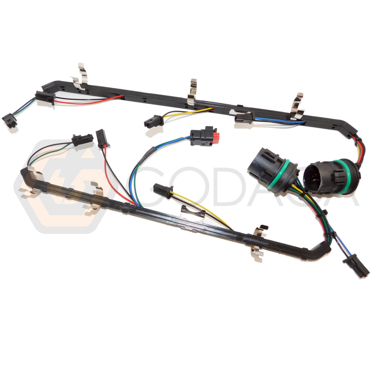 hight resolution of 1x wiring harness for ford fuel injector 08 10 6 4l powerstroke diesel godaca llc