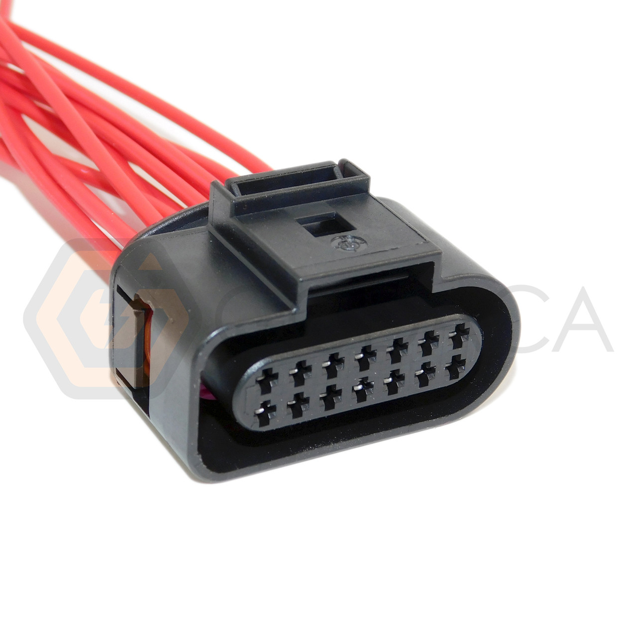 small resolution of 1x connector 14 way 14 pin for gearbox audi vw 6x0 973 717 godaca llc