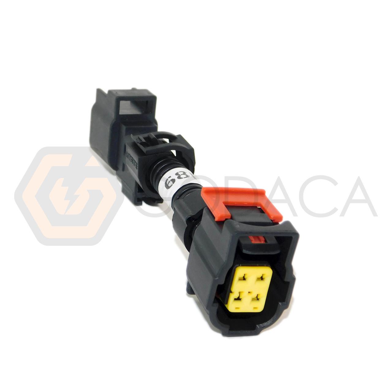 medium resolution of 1x wiring harness for dodge chrysler transmission line pressure booster 68rfe godaca llc