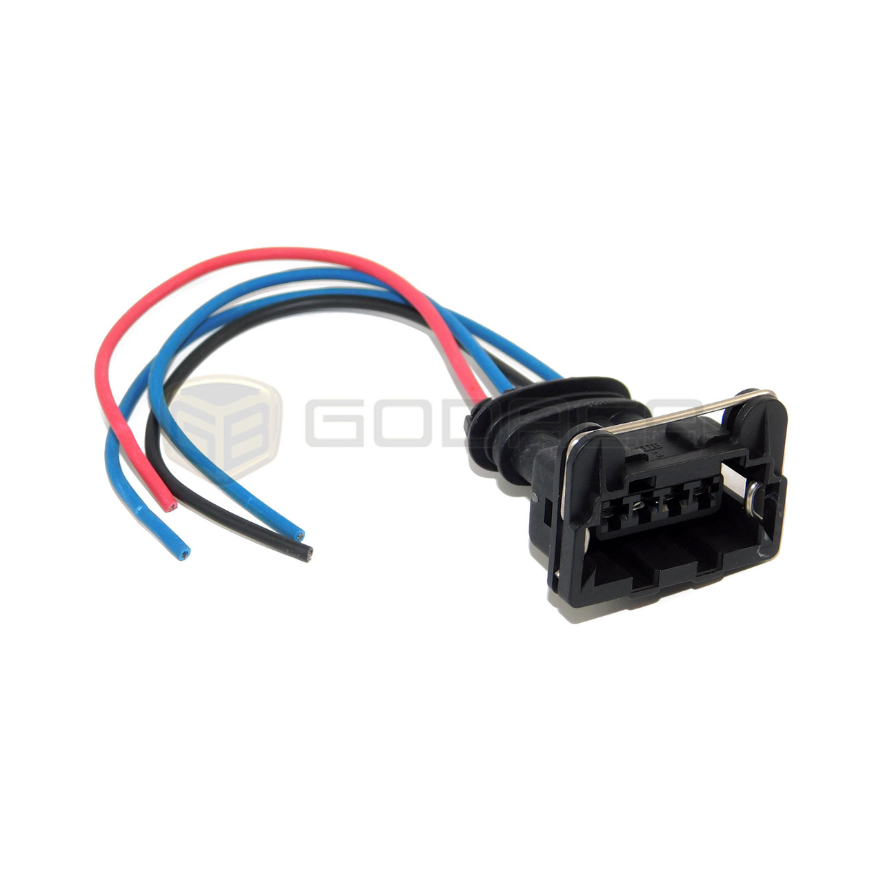 medium resolution of 1 x connector 4 way sensor distributor fuel injector connector harness plug godaca llc