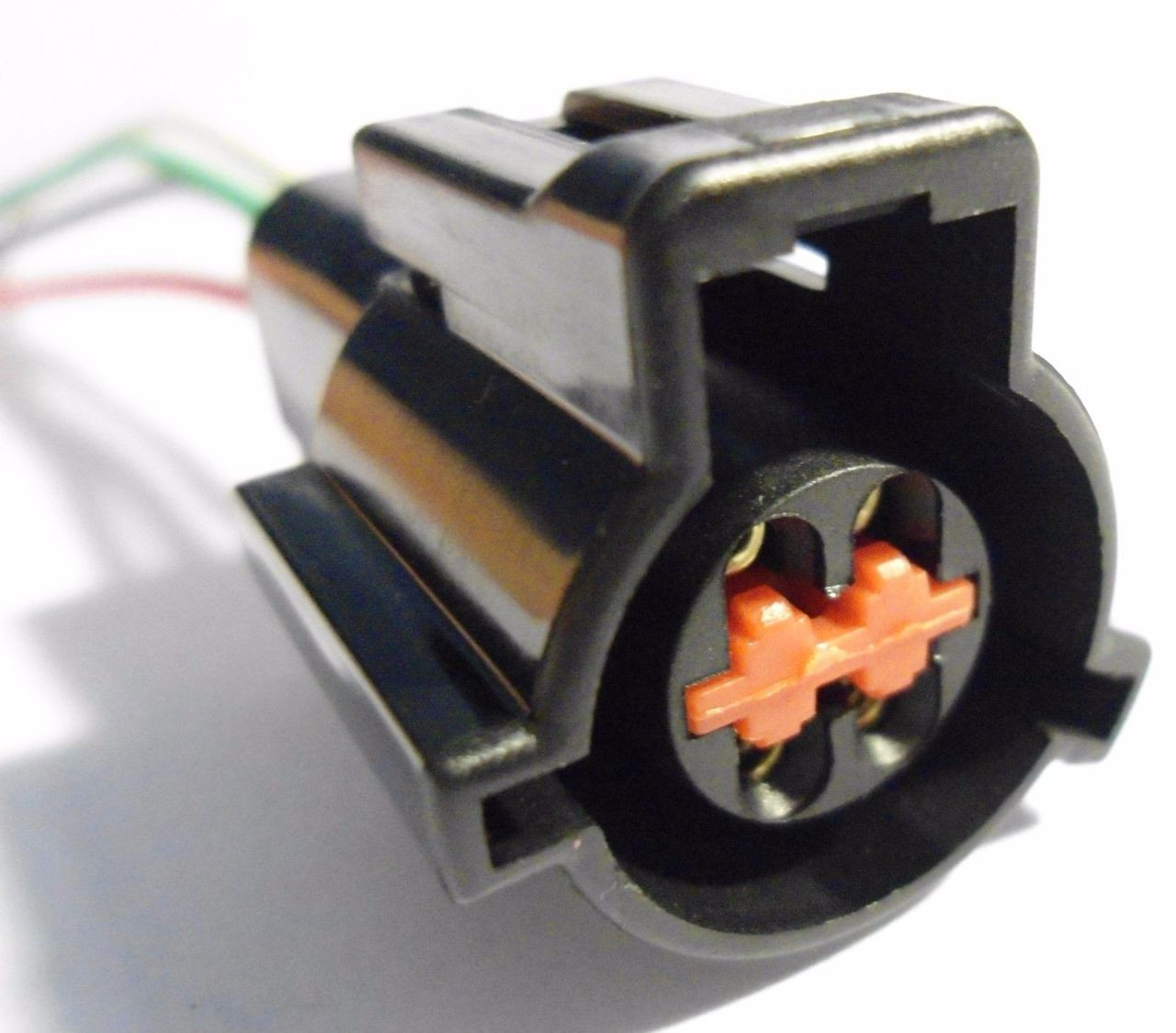 medium resolution of connector 4 way fuel pump oxygen o2 sensor harness pigtail ford 89 95 wpt112 c godaca llc