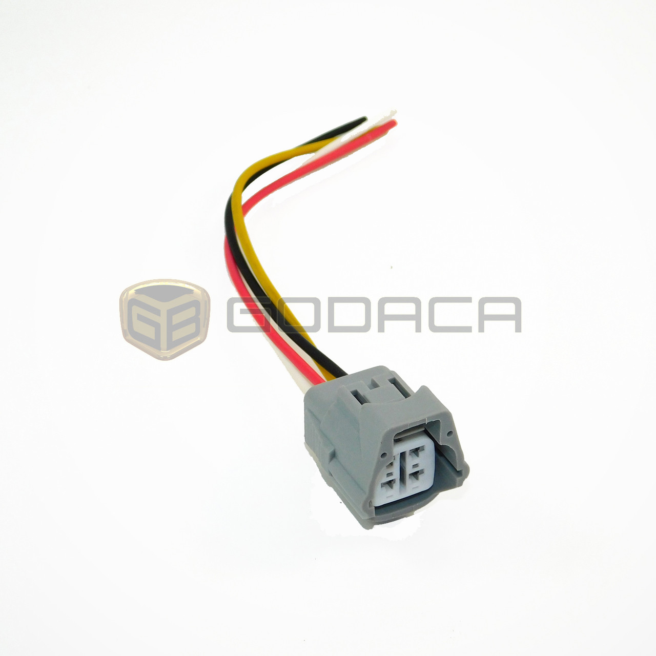 medium resolution of 1 x connector 4 way toyota 2jz a c 4p connector pigtail wiring harness sensor godaca llc