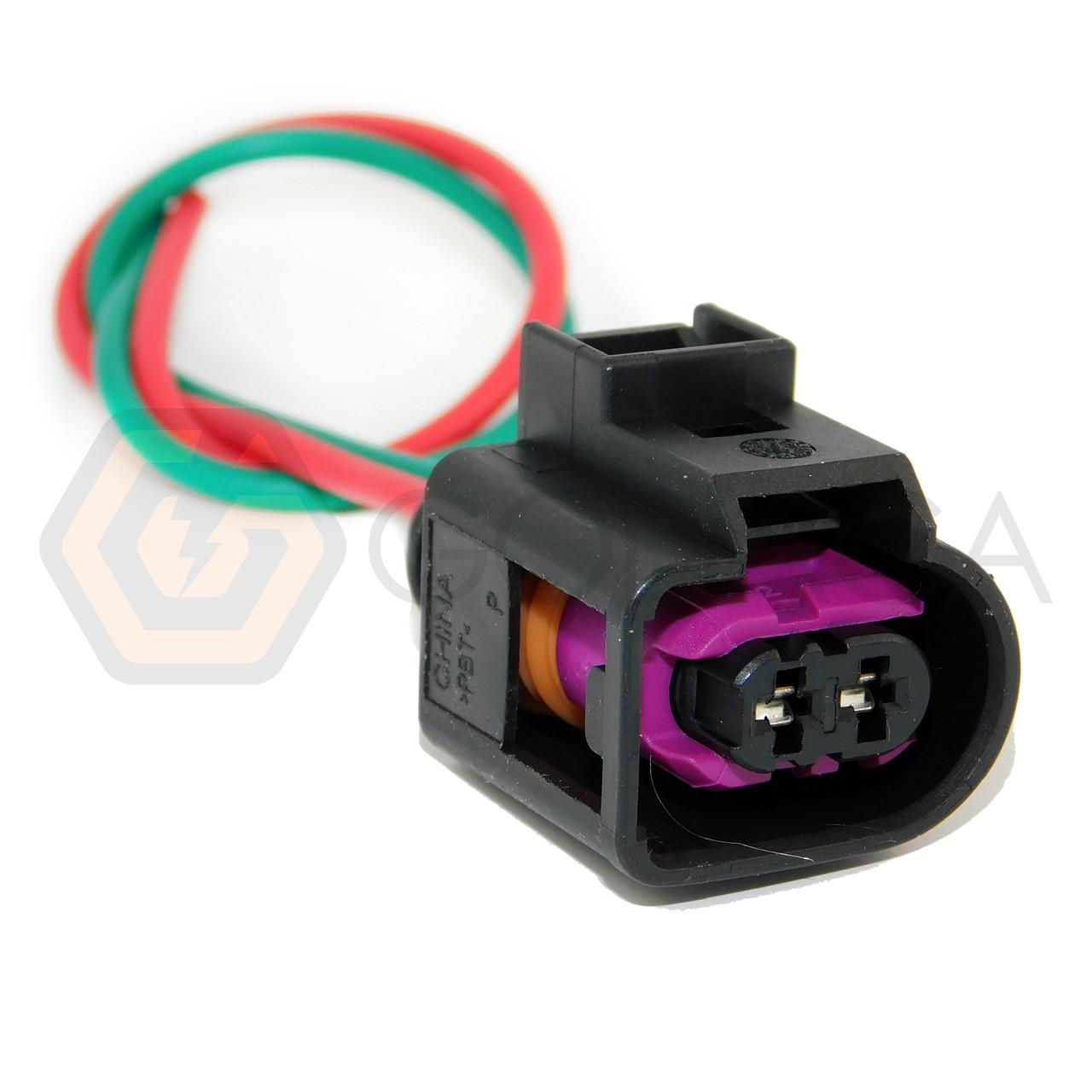 connector harness plug audi vw jetta golf passat beetle 4d0 971 992 a [ 1280 x 1280 Pixel ]