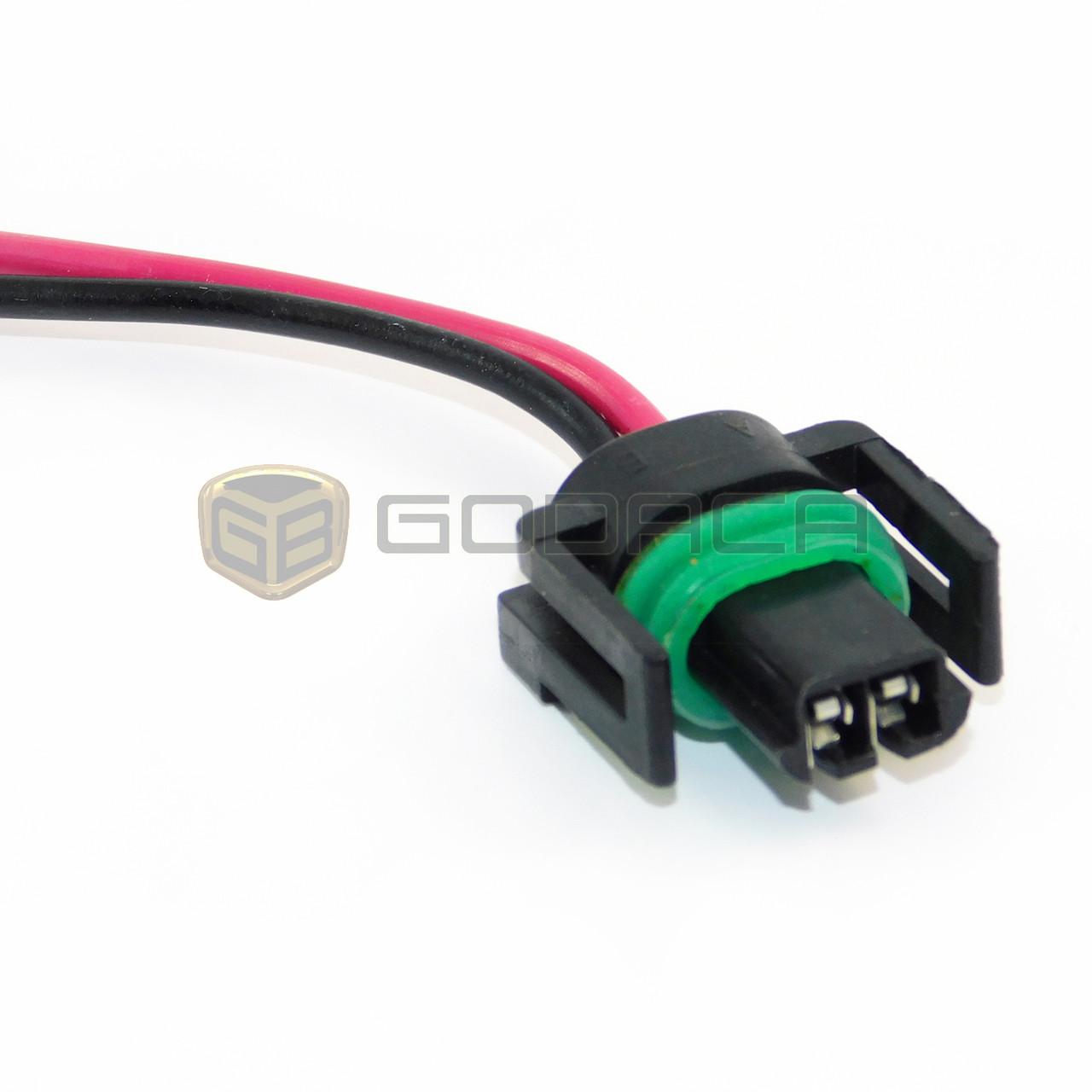 connector harness for pt118 gm 12085496 engine emission ignition throttle body godaca llc  [ 1280 x 1280 Pixel ]
