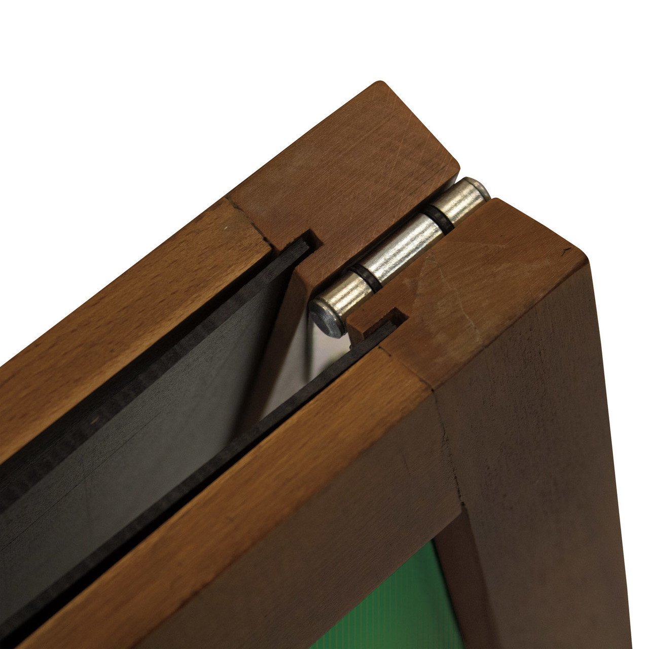 deluxe wood a frame