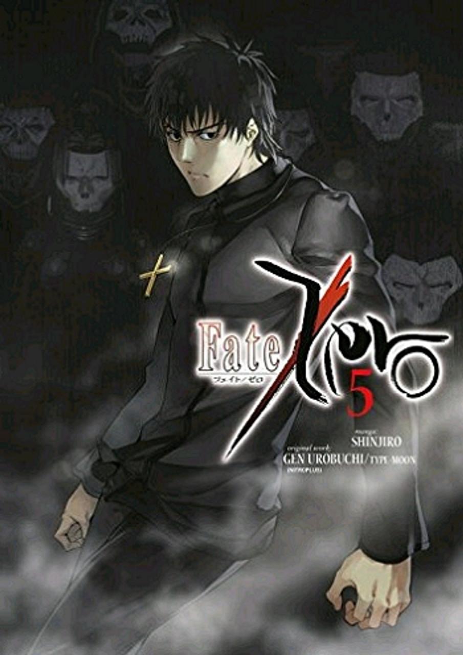 fate zero graphic novel