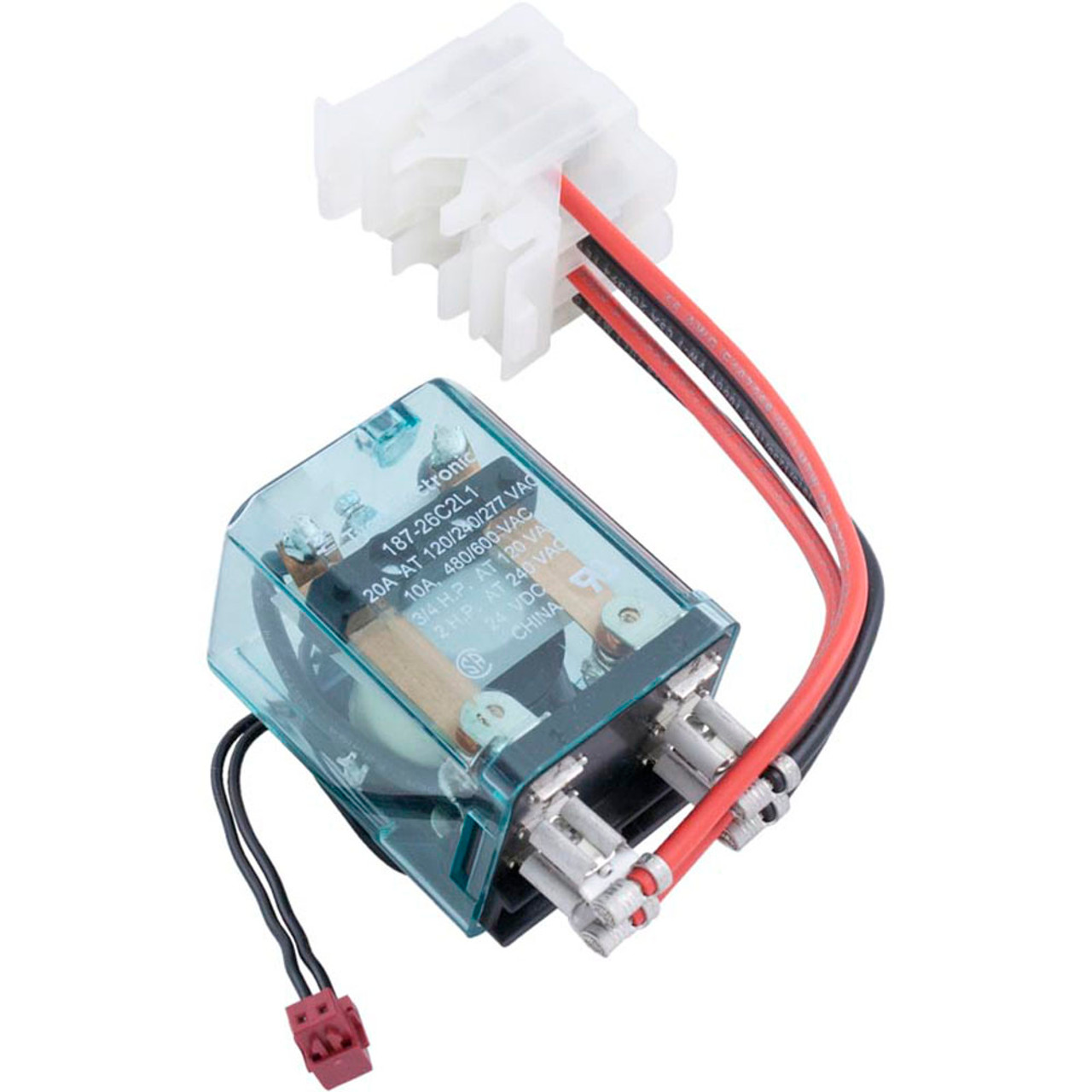 hight resolution of relay kit pentair compool lx80 20a