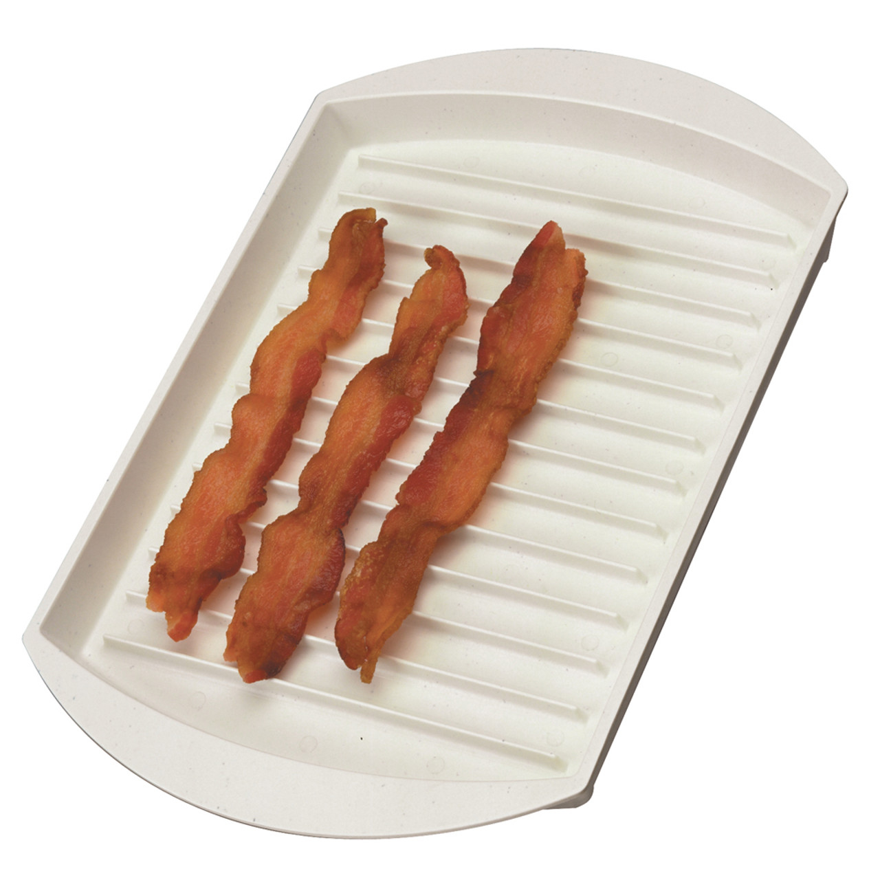 microwave bacon cooker 4 6 pieces