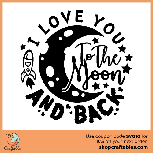 Download Free Outer Space SVG Cut Files