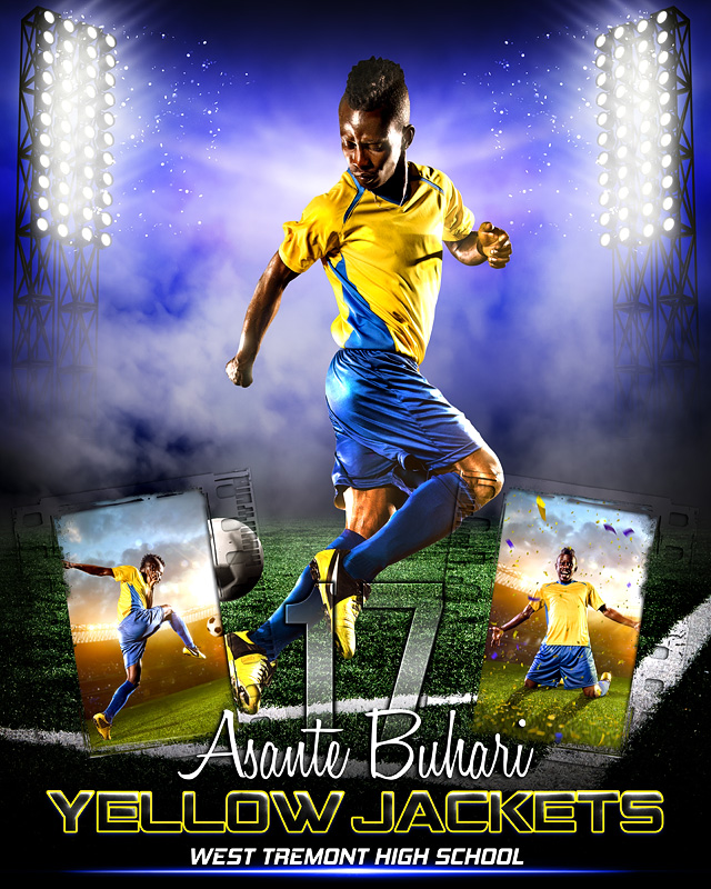 Soccer Collage : soccer, collage, Soccer, Photo, Collage, Prime