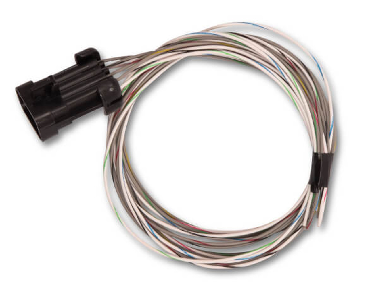 hight resolution of  holley terminator x max gm ls standalone ecu wire harness 550 916 24x