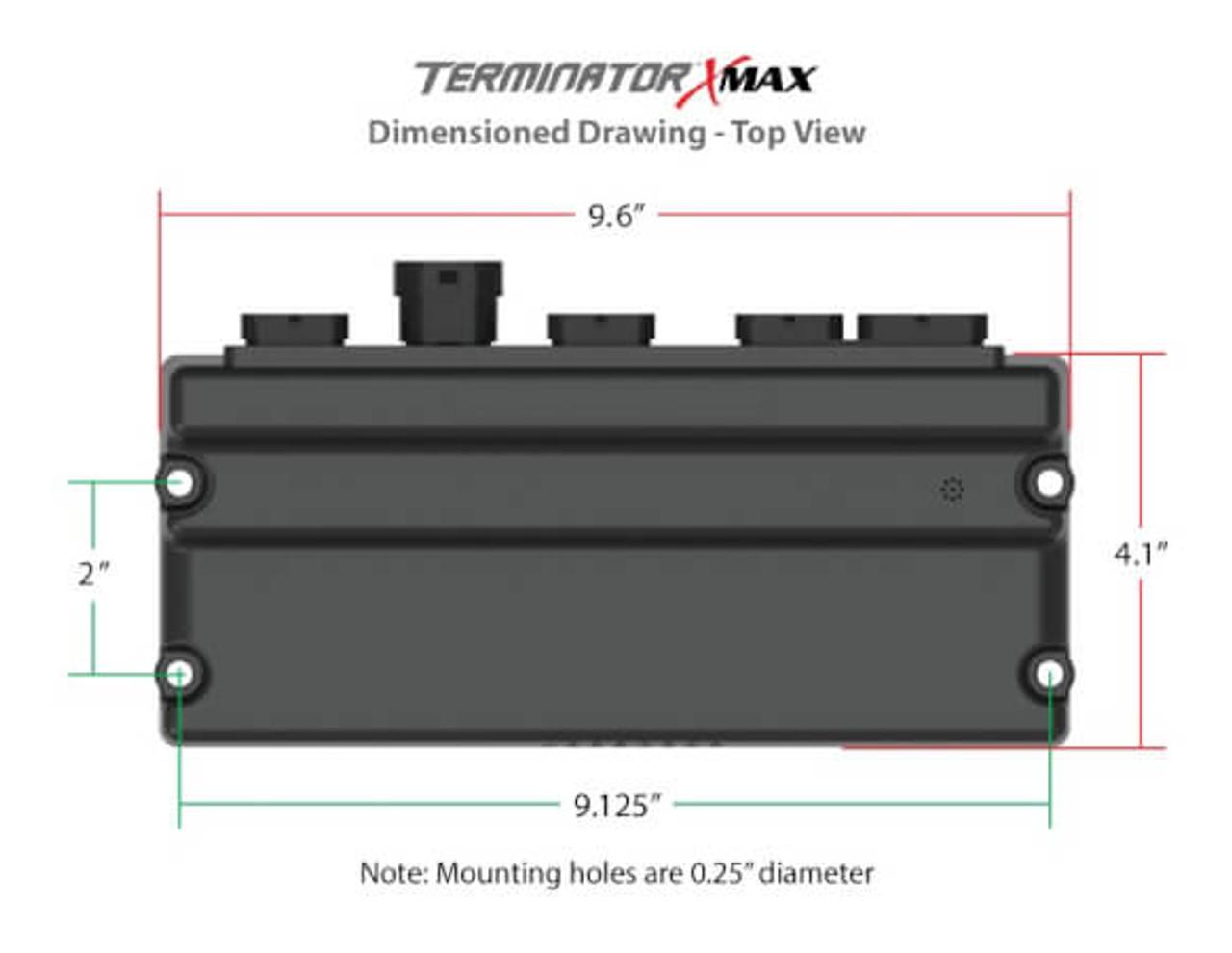 hight resolution of  holley terminator x max gm ls standalone ecu wire harness 550 916 24x