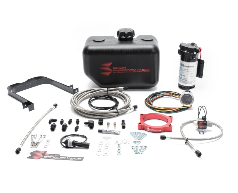 hight resolution of snow performance 2016 lt1 camaro ss stage 2 water meth injection kit sno 2161 brd