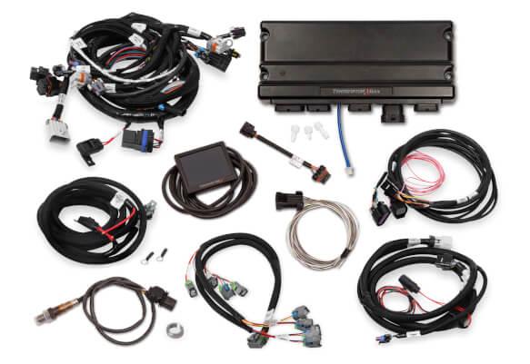 holley terminator x max gm ls standalone ecu wire harness 550 928 58x ev6 trans control dbw [ 1280 x 880 Pixel ]