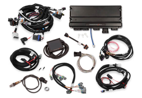 hight resolution of holley terminator x max gm ls standalone ecu wire harness 550 928 58x ev6 trans control dbw