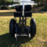 Segfree Seated Wheelchair Segway Living Spinal