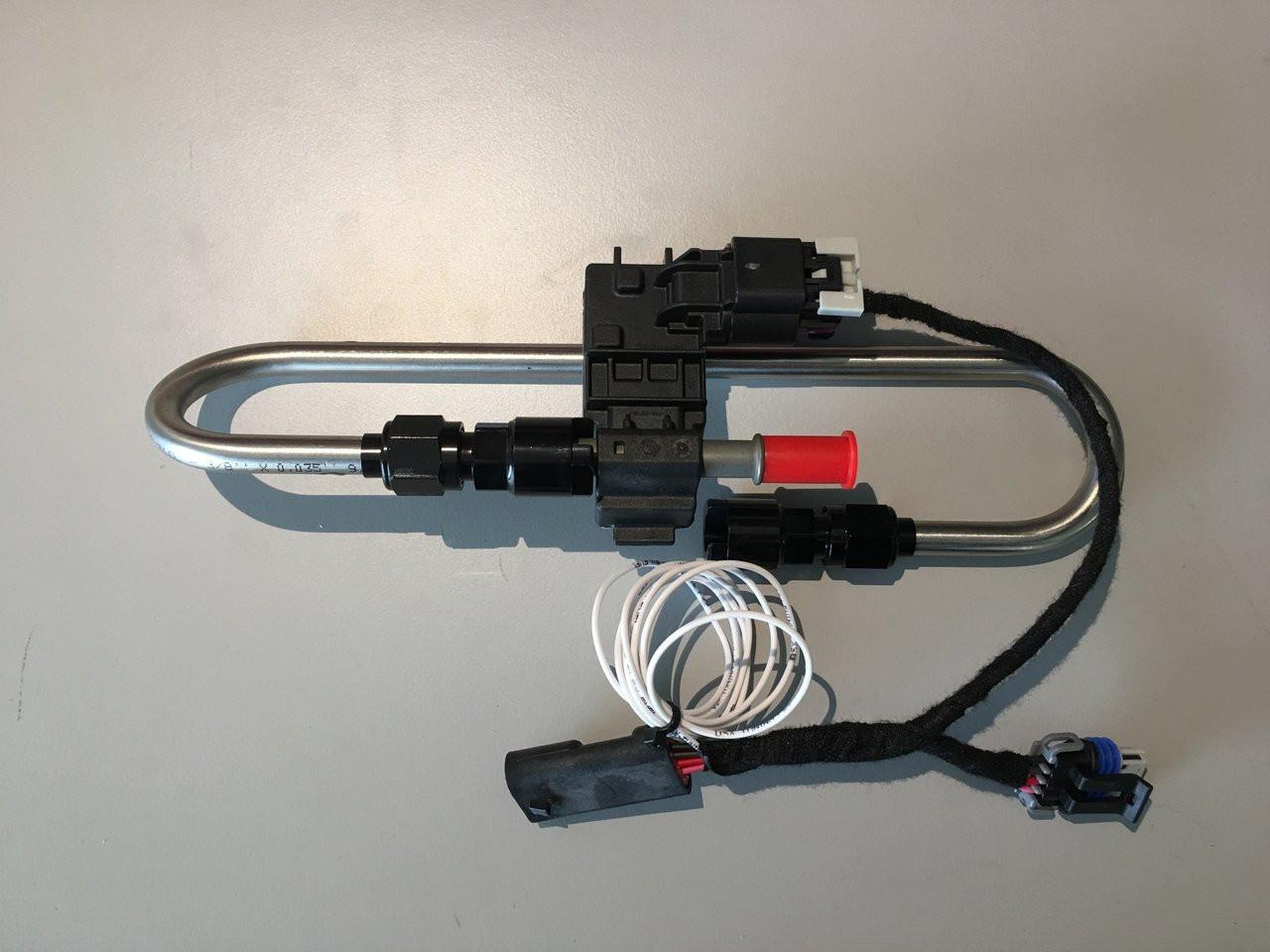 small resolution of dsx tuning flex fuel e85 kit 2012 2015 chevy camaro zl1
