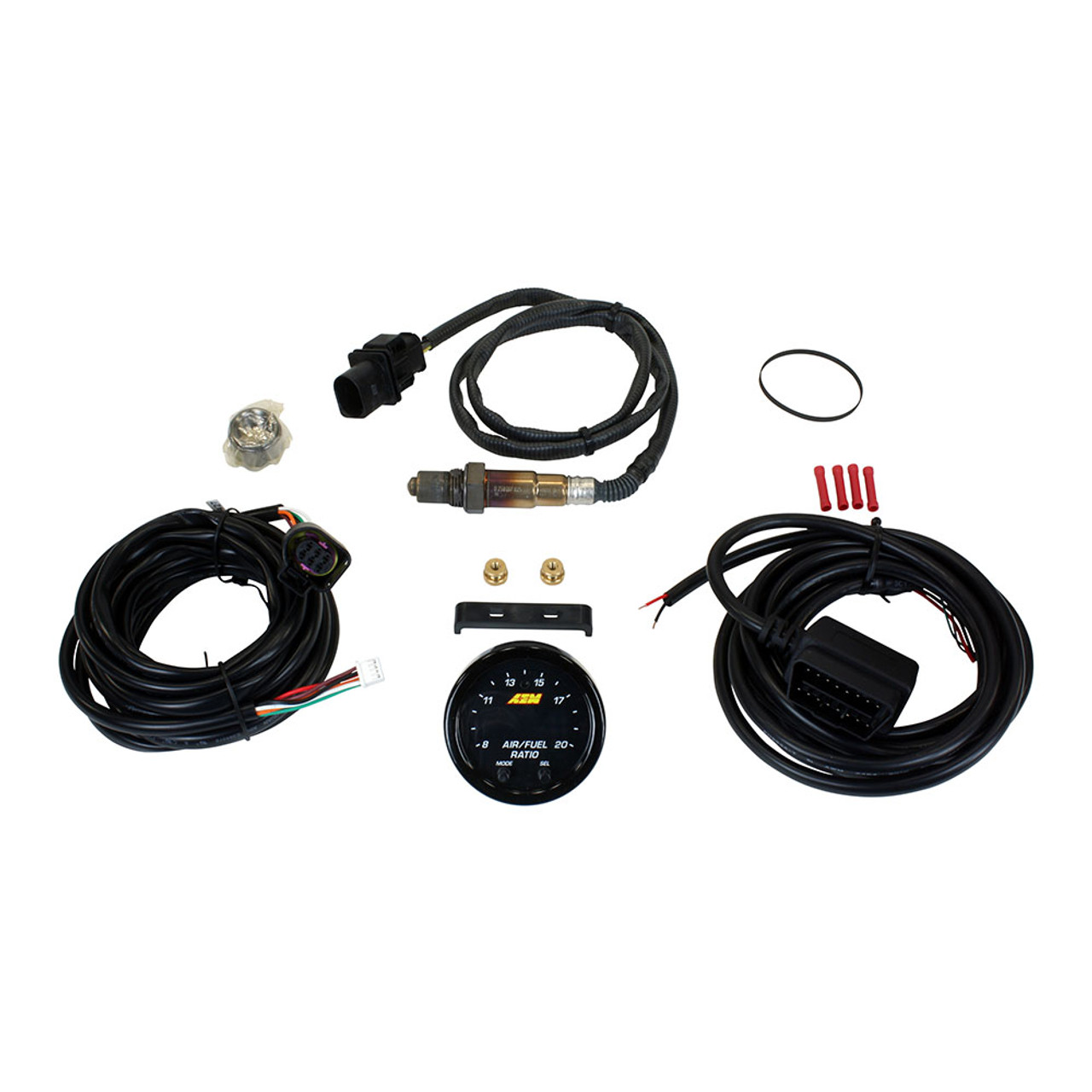 small resolution of aem 30 0334 x series wideband uego afr sensor controller gauge kit