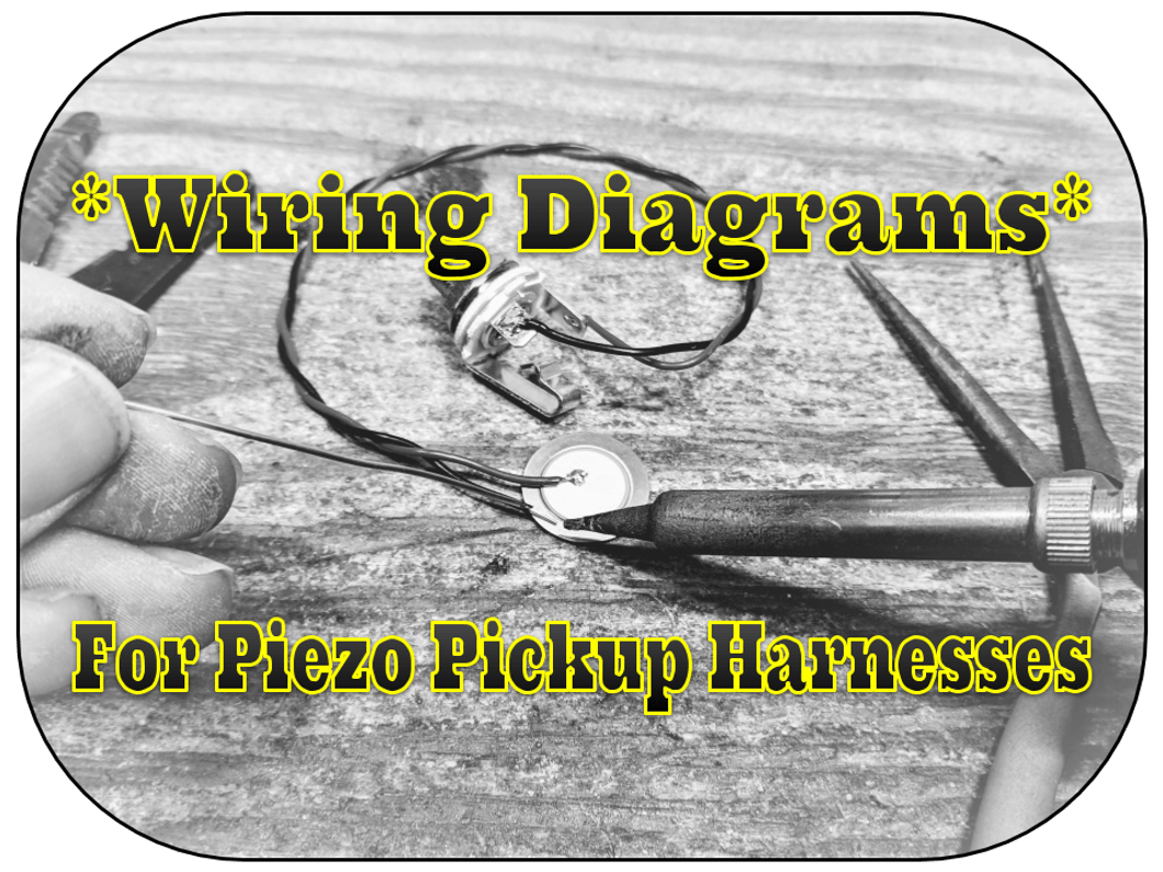 hight resolution of 4 ways to electrify your cigar box guitars with piezo pickup piezo wiring diagram