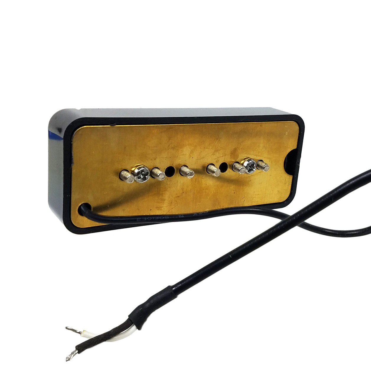 medium resolution of  the c b gitty soap bar p90 style electric guitar pickup black