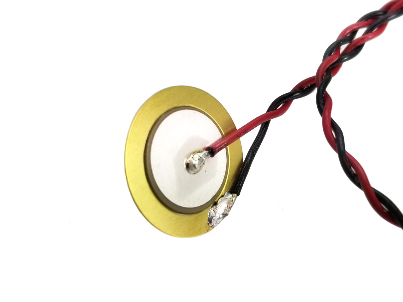 small resolution of  basic pre wired piezo jack harness with shielded cable