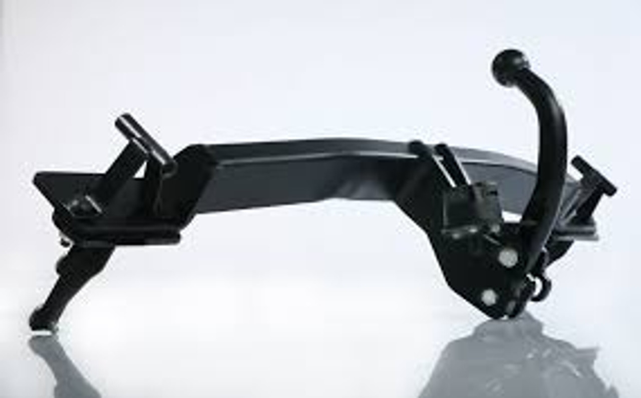 hight resolution of tow bar for nissan qashqai 2008 to 2014 j10