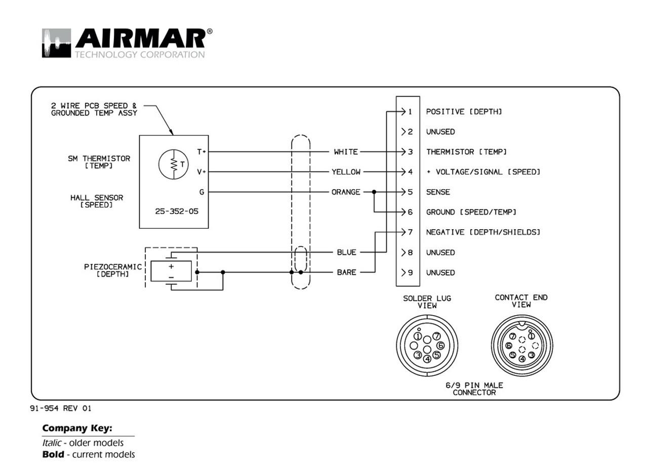 9 pin connector wiring diagram [ 1280 x 931 Pixel ]