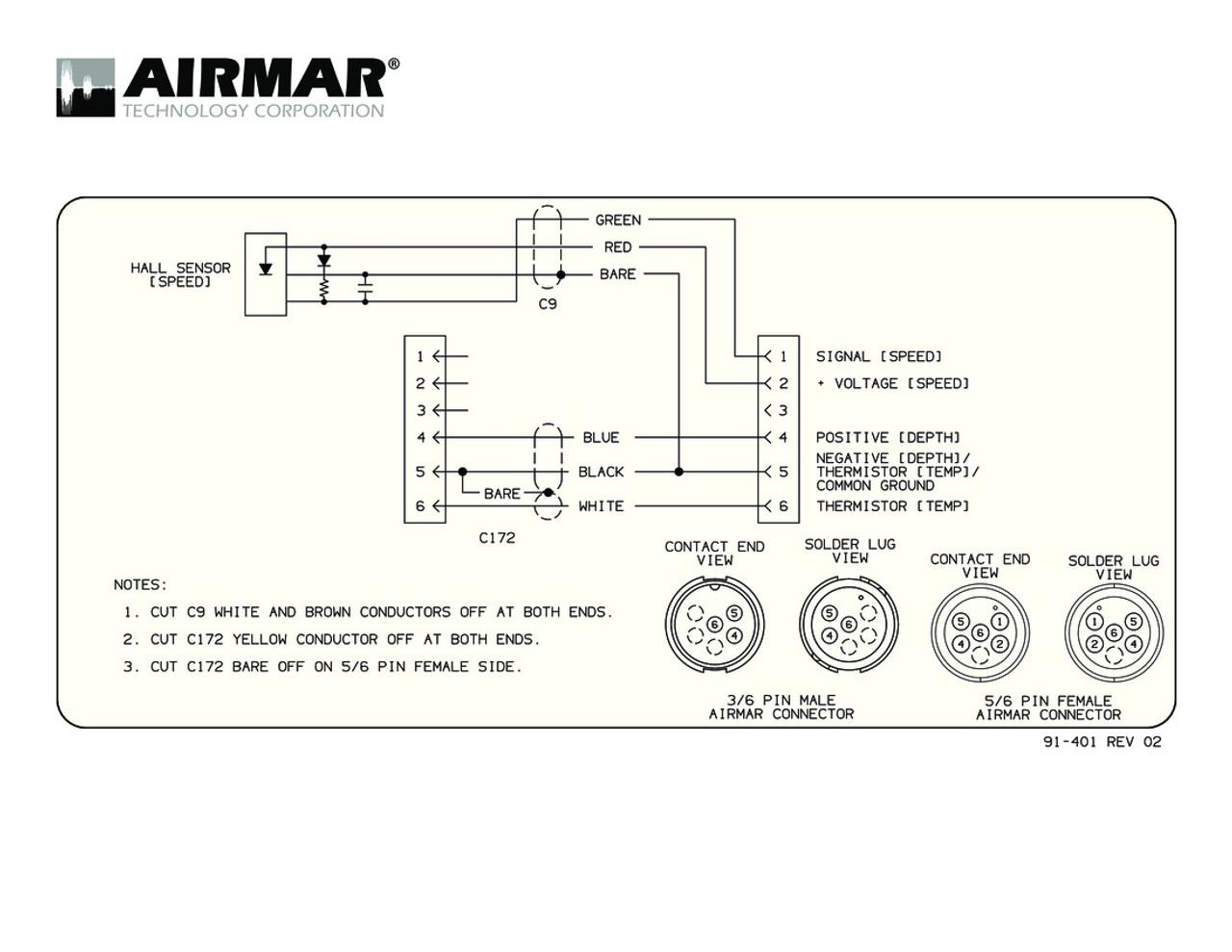 airmar wiring diagram garmin 6 pin s blue bottle marine transducer wiring diagram transducer wiring diagram [ 1100 x 850 Pixel ]