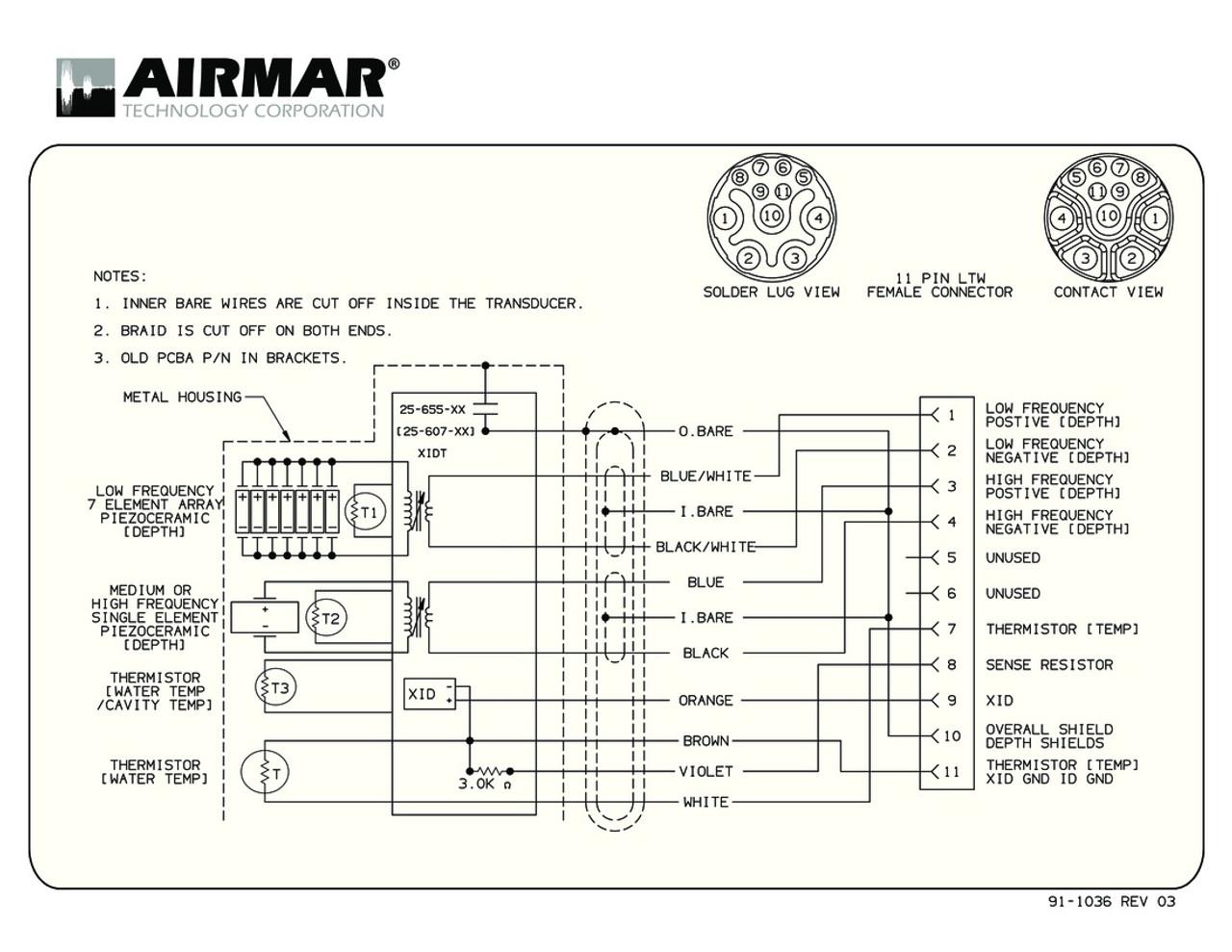 small resolution of  airmar wiring diagram b265lh b265lm blue bottle marine on pioneer wiring diagrams garmin airmar wiring diagram raymarine