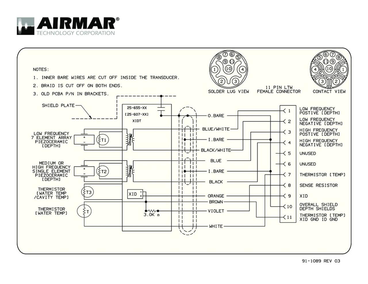 small resolution of  hubbell airmar wiring diagram tm265 blue bottle marine on pioneer wiring diagrams garmin wiring diagrams airmar wiring diagram raymarine