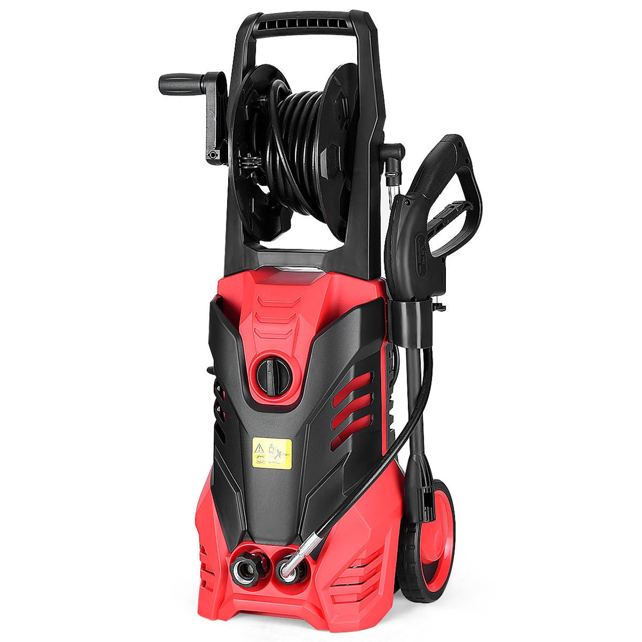 2 gpm 2000 w 3000 psi electric high pressure washer red ep22894re
